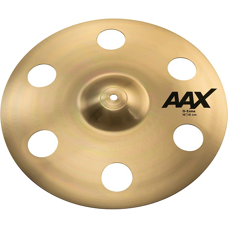 Sabian AAX O-Zone Crash Brilliant Cymbal 16