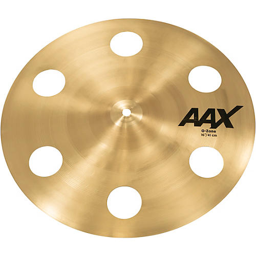 Sabian AAX O-Zone Crash Cymbal 16 in.