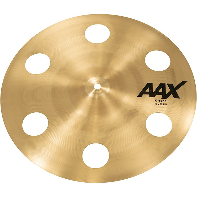 Sabian AAX O-Zone Crash Cymbal 16