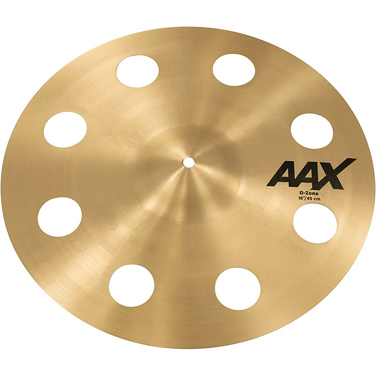 Sabian AAX O-Zone Crash Cymbal 18