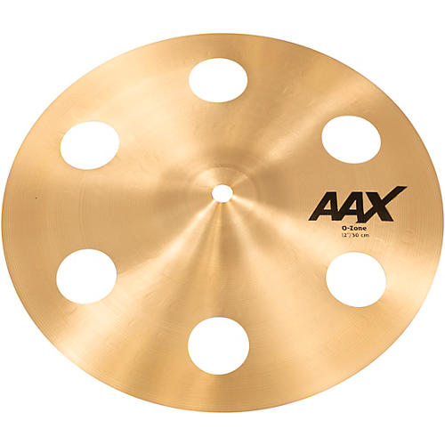 Sabian AAX O-Zone Splash Cymbal 12 in.