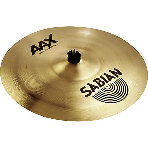 Sabian AAX Series Dark Crash Cymbal-thumbnail