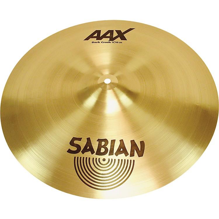 SabianAAX Series Dark Crash Cymbal20