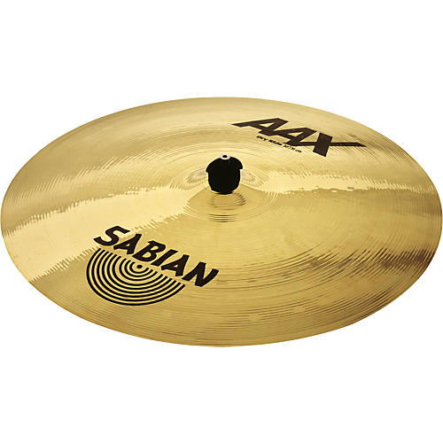 Sabian AAX Series Dry Ride Cymbal