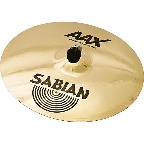 Sabian AAX Series Studio Crash Cymbal  15 in.