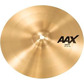 sabian aax splash cymbal musician 39 s friend. Black Bedroom Furniture Sets. Home Design Ideas