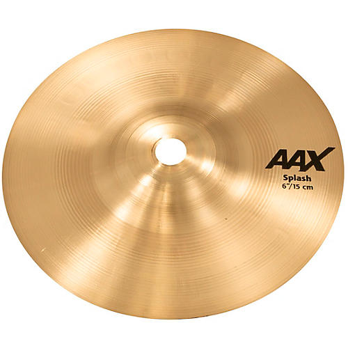 sabian aax splash cymbal 6 in musician 39 s friend. Black Bedroom Furniture Sets. Home Design Ideas