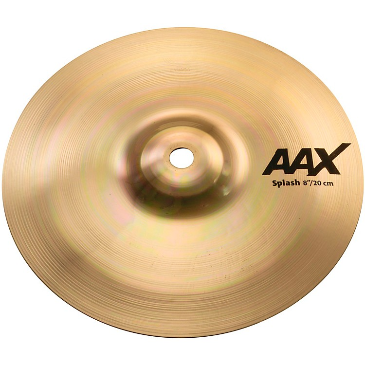 SabianAAX Splash CymbalBrilliant8 Inches