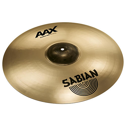 Sabian AAX Stadium Ride Cymbal Brilliant Finish 20 in. Brilliant