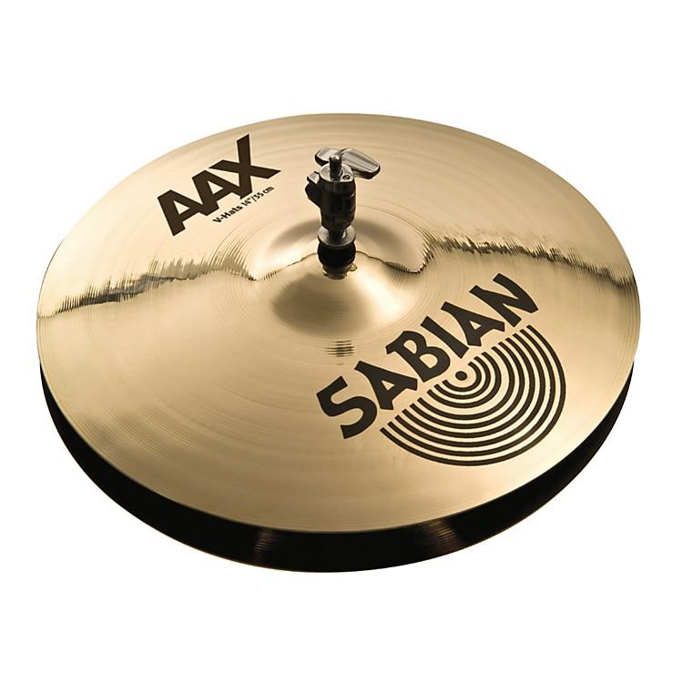 SabianAAX V-Hats Hi-Hat Cymbals14 Inch