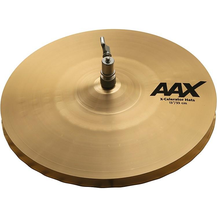 SabianAAX X-Celerator Hi-Hats13 Inches