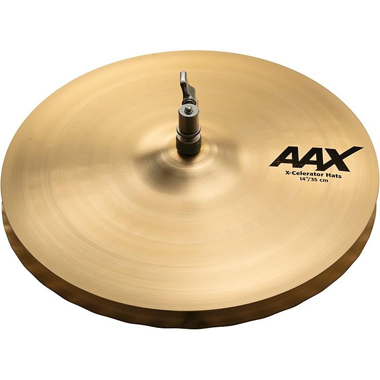 SabianAAX X-Celerator Hi-Hats14 Inches