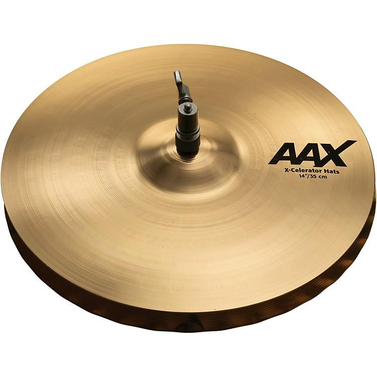 SabianAAX X-celerator Hi-Hat Cymbals Brilliant14