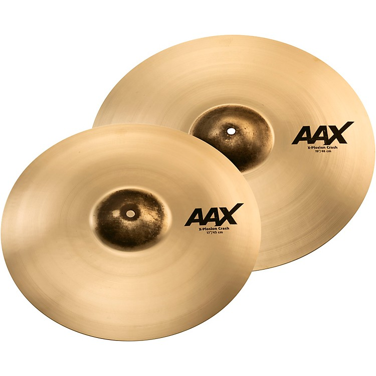 Sabian AAX X-plosion Crash Cymbal Pack with Free 11