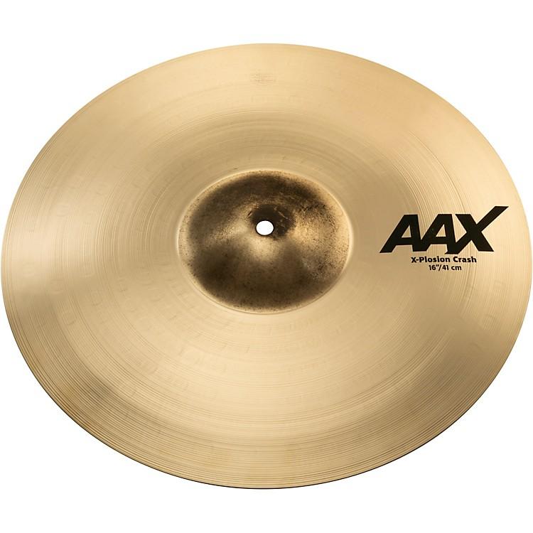 SabianAAXplosion Crash Cymbal16 Inches