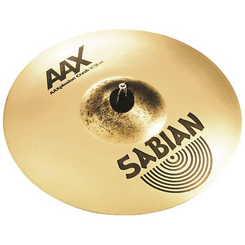 Sabian AAXplosion Crash Cymbal