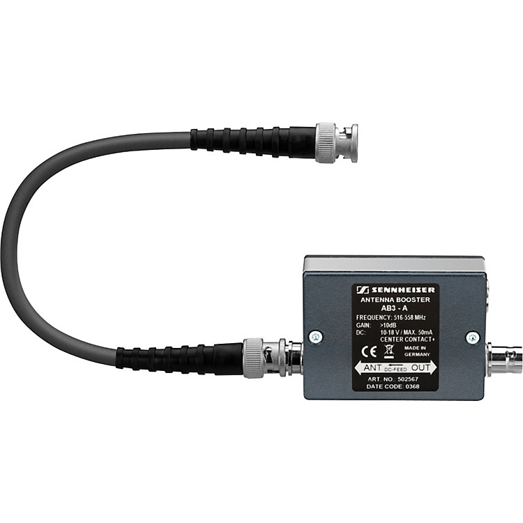 Sennheiser AB 3 Antenna Head Amplifier