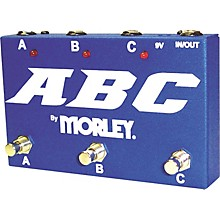 Morley ABC Selector Combiner Switch Level 1