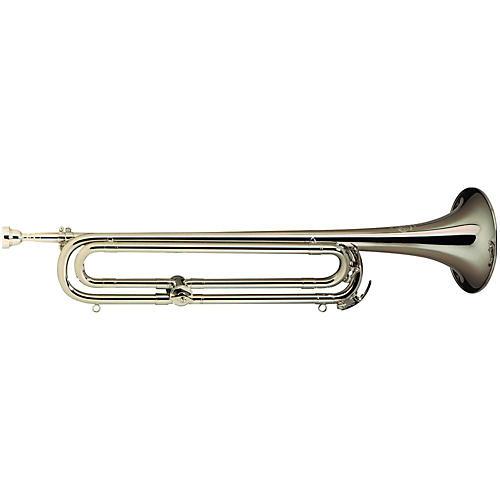 Amati ABG 224N Series Bb/Eb Fanfare Trumpet-thumbnail