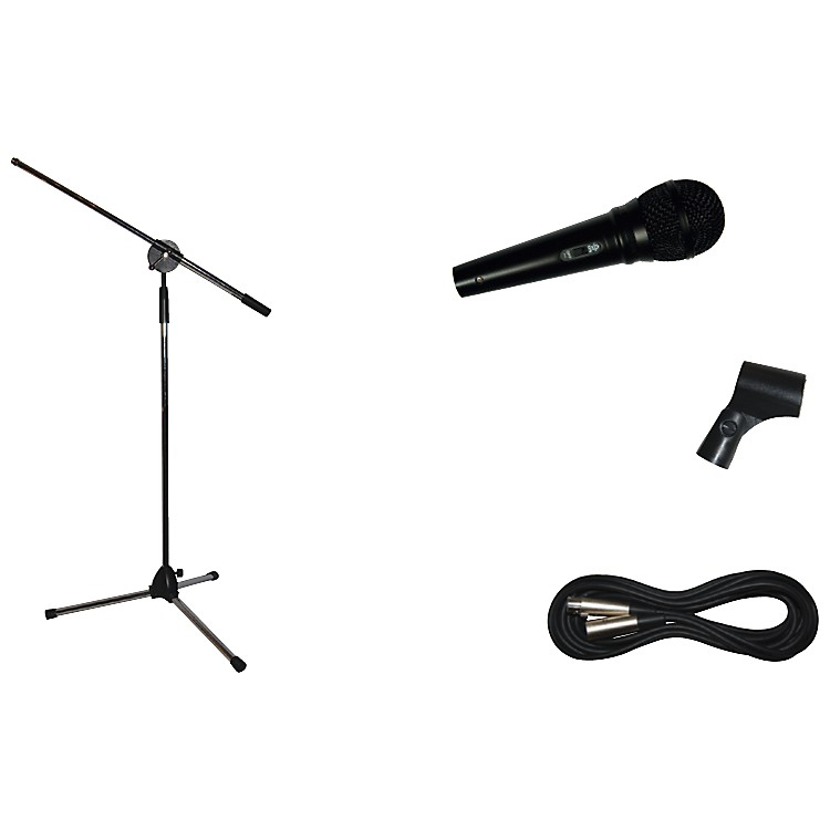 AP Audio ABM-1 Mic and Stand Package