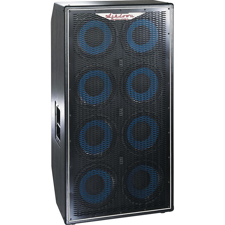 AshdownABM 810 8x10 Bass Speaker Cabinet 1200W