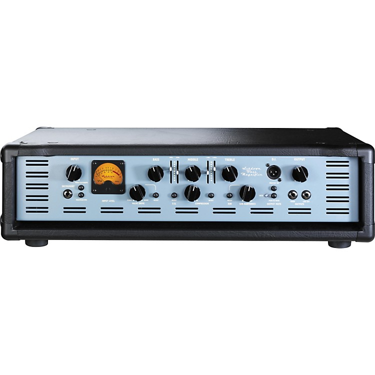 Ashdown ABM 900 EVO III 575+575W Dual Power Stage Bass Amp Head