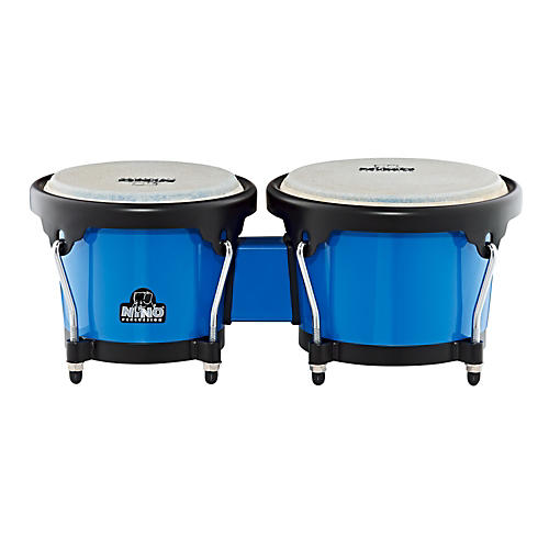 Nino ABS Bongos Plus Blue Shell 6.5 and 7.5 in.