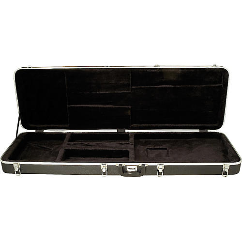 Mainline ABS Rectangular Electric Bass Case-thumbnail