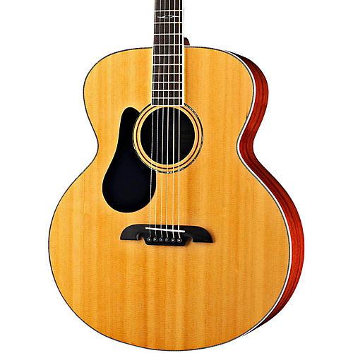 Alvarez ABT60L Baritone Left Handed Acoustic Guitar