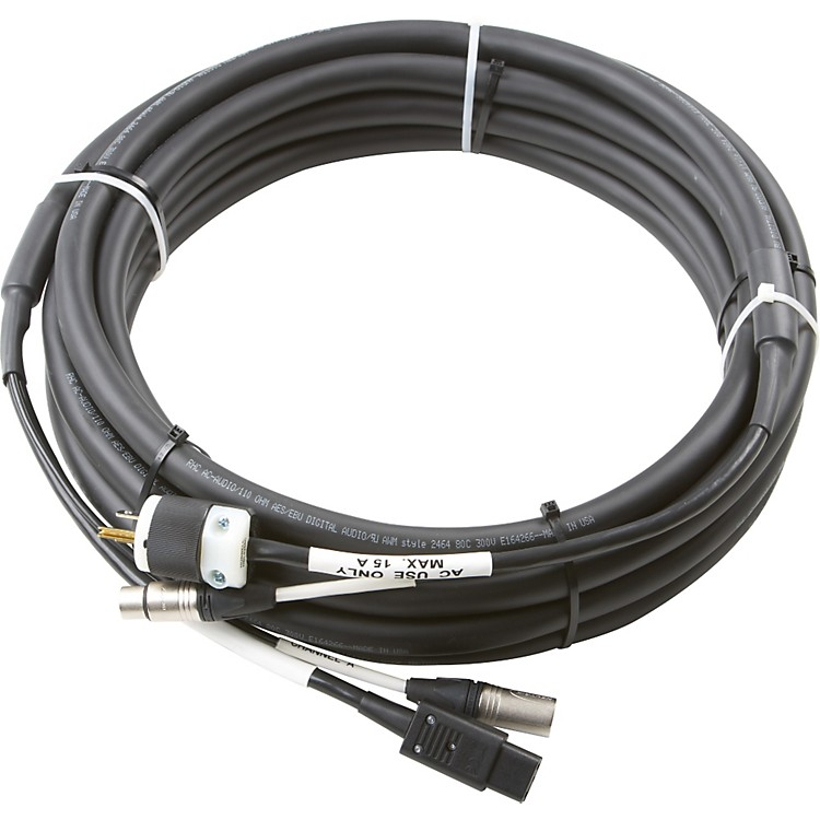 Rapco Horizon AC-Audio Composit Cable for Powered Speakers 100ft