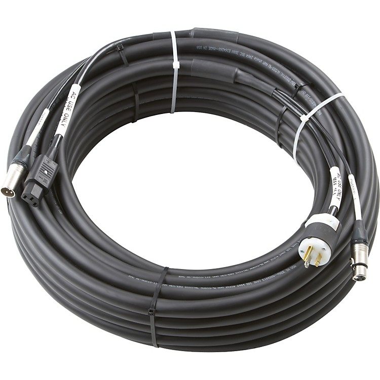 Rapco Horizon AC-Audio Composit Cable for Powered Speakers 75ft