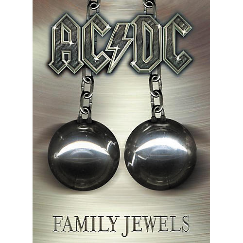 Music CD AC/DC - Family Jewels (DVD)