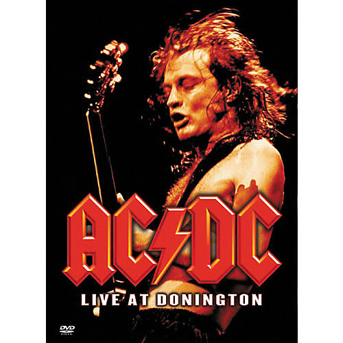 Music CD AC/DC - Live at Donnington (DVD)
