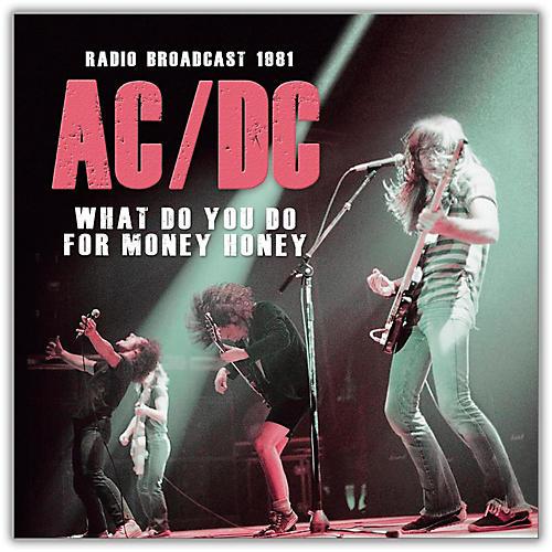 MVD AC/DC - What Do You Do With Money Honey
