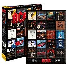 Hal Leonard AC/DC Discography 1000 Piece Puzzle