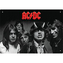 Hal Leonard AC/DC Highway to Hell Tin Sign