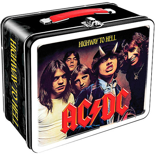 Hal Leonard AC/DC Lunch Box