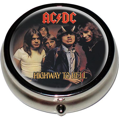 Gear One AC/DC POCKET ASHTRAY