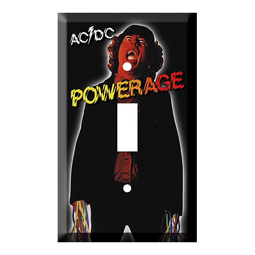 Gear One AC/DC POWERAGE LIGHT SWITCH PLATE-thumbnail