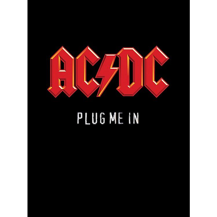 Music SalesAC/DC Plug Me In Live Concert (Guitar Tab Book)