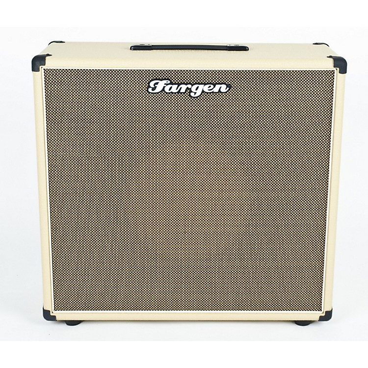 Fargen Amps AC Duo-Tone 1x12 Guitar Cabinet White