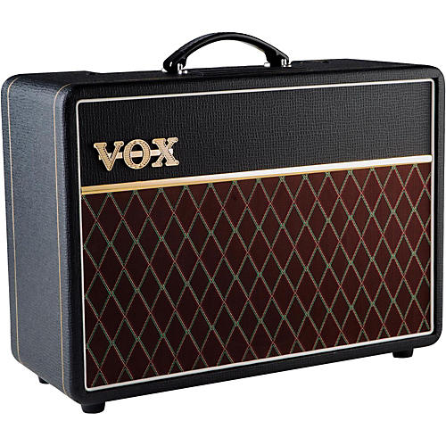 vox ac10 10w 1x10 tube guitar combo amp musician 39 s friend. Black Bedroom Furniture Sets. Home Design Ideas