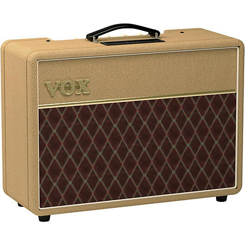 Vox AC10 10W 1x12 Limited Edition Tan Tube Guitar Combo Amp Tan