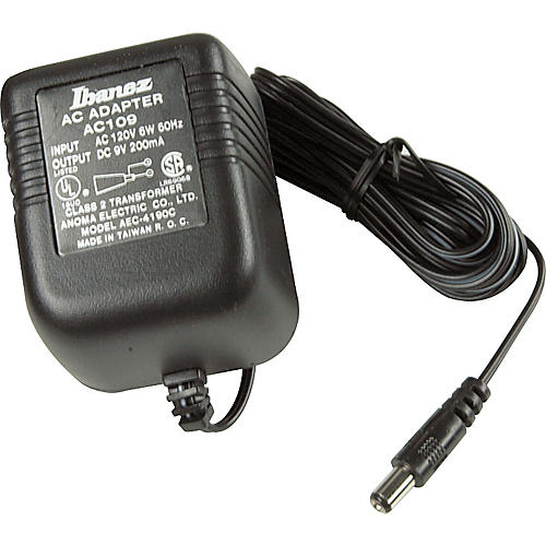 Ibanez AC109 9V DC Power Supply