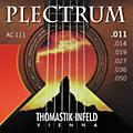 ThomastikAC111 Plectrum Bronze Acoustic Guitar Strings - Light
