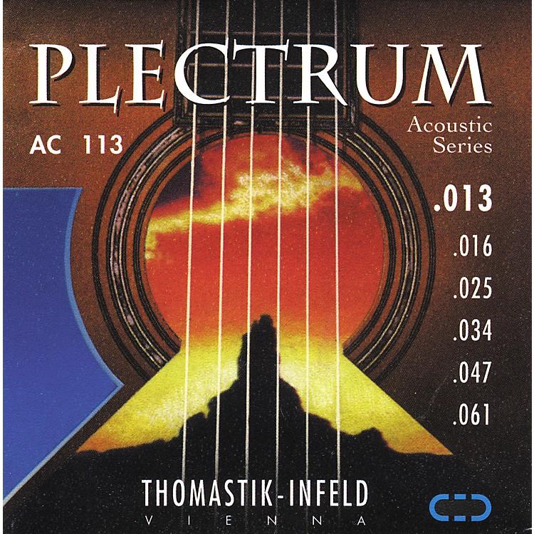ThomastikAC113 Plectrum Bronze Medium Acoustic Guitar Strings