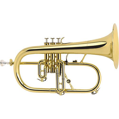 Antoine Courtois Paris AC154-1-0 Professionel Bb Flugelhorn Lacquer Rose Brass Bell