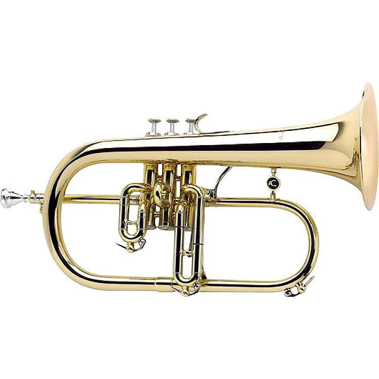 Antoine Courtois Paris AC159R-1-0 Reference Bb Flugelhorn Lacquer Rose Brass Bell