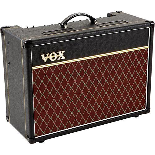 Vox AC15C1 Custom 15W 1x12 Tube Guitar Combo Amp Vintage Red
