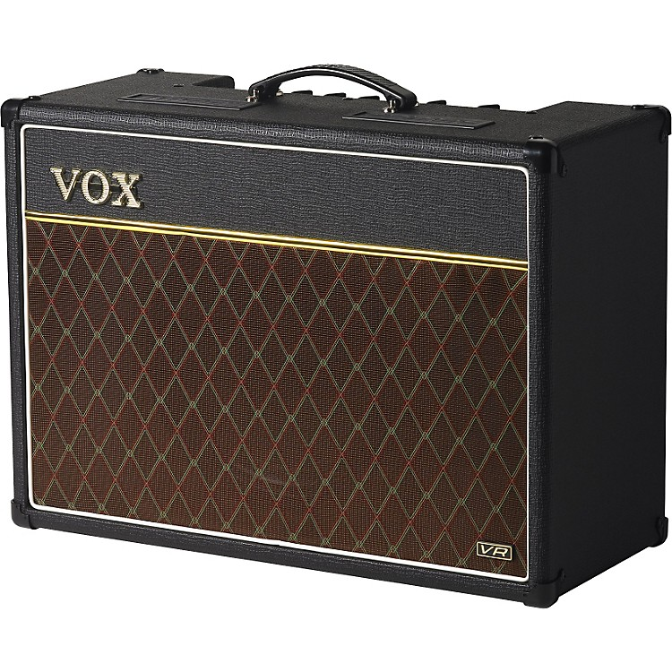 VoxAC15VR Valve Reactor 1x12 Guitar Combo AmpBlack